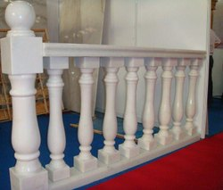 Indoor White Marble Handicraft Articles, For Decoration