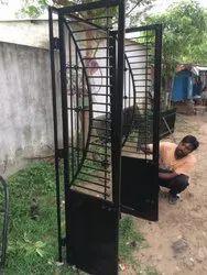 MS Railing Door