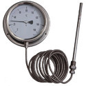 Capillary Type Temperature Gauge