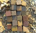 Mix Brown Sandstone Cobbles