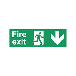 Fire Exit Sign Boards