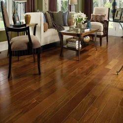 Indoor Laminated Wooden Flooring