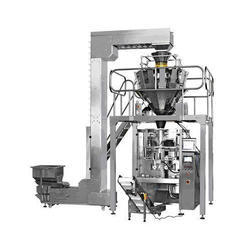 Banana Chips Packing Machines With Tray Countered