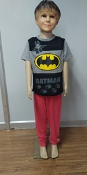 Boys Batman T-Shirts with Cape