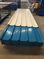 SMP Colour Coated Roofing Sheet