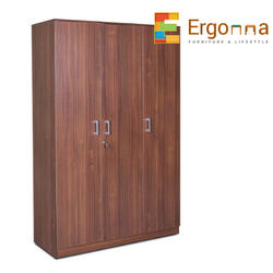 3 Door Wooden Office Cuboard