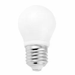 Cool Daylight Round Ceramic LED Bulb, Base Type: E14, For Housing, Commercial