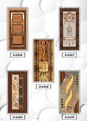 Plain Laminate Door Skin for Door