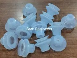 Suction Cup For Polypropylene Bags Handling