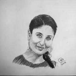 Charcoal Pencil Drawings - Charcoal Pencil Chitrakalaen ...