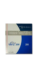Verz 200 Mg Voriconazole Injection