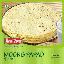 Moong Papad Realzone, Packaging Type: Packet, Size: Medium