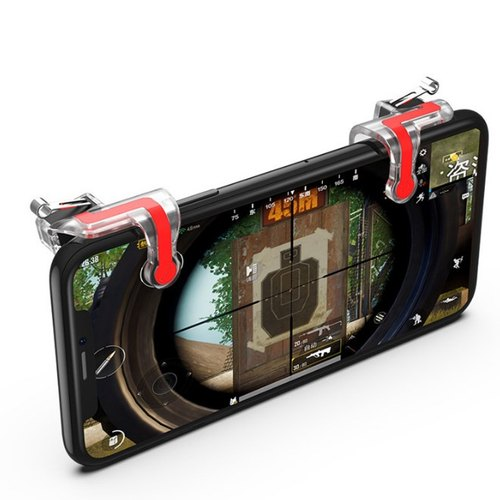 Gaming Joystick - R11 Metal Mobile PUBG Trigger Wholesaler