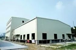 Prefab Steel Commercial Complexes
