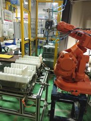 Robot Programming Service - ABB, FANUC and Epson