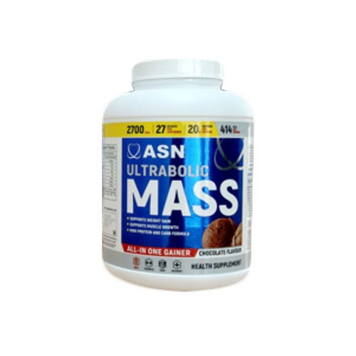 Asn (advanced Sports Nutrition) ASN Ultrabolic Mass Gainer 2.7kg