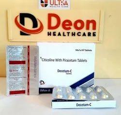 Brand Allopathic DECETAM-C, Packaging Type: With Measuring Cap, Minimum Order Value: 25000