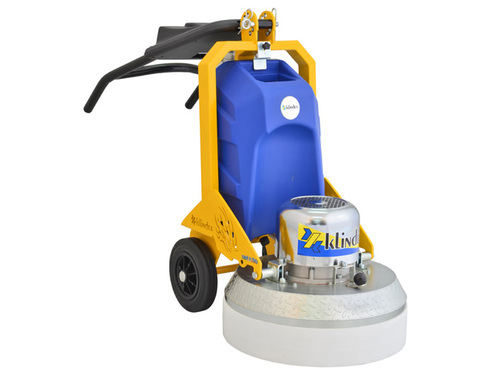 Concrete Floor Grinding Machine Hercules 551 Variable Speed