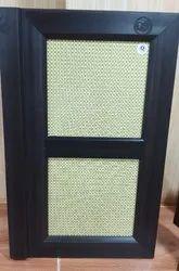 Casement Hinged Qute Solid Pvc Door (Solid Panel Pvc Door), Interior, Size/Dimension: 0.75 x 2.1 Mtr
