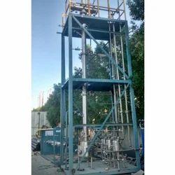 Pilot Distillation System
