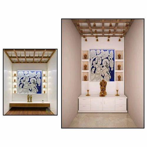 Interior Designing Services: Home Temple Interior Designing Services In Sector 2, Noida