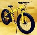 Land Rover Foldable Cycle Yellow