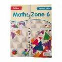 English Maths Zone 6 Book