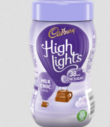 Cadbury Highlights Milk Chocolate