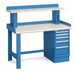 SDSE MS Workshop Table, Size: (H)2.5 feet