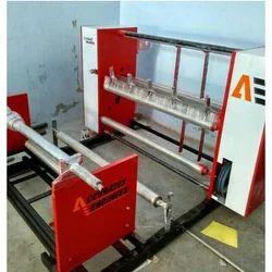 Laminated Film Slitting Rewinder Machine