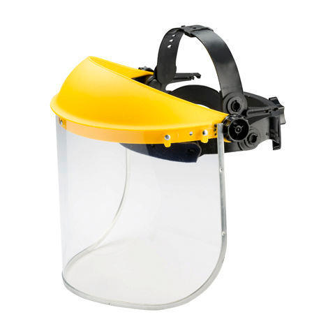 Safety Face Shield >> Safety Face Shield