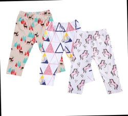 Cotton Unisex Infant Trouser