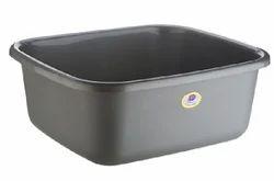 Quadrant Plastic Tub