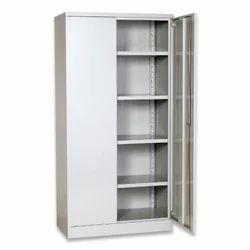 ABS Silver Double Door Almirah for Office