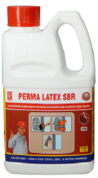 Liquid Latex SBR Waterproofing Chemicals, Packaging Size: 1 L