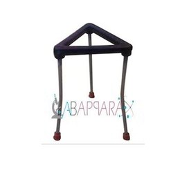 Cast Iron,stainless Steel Labappara Triangular Tripod Stand, Model Number: Lab-40-42, Size: 6