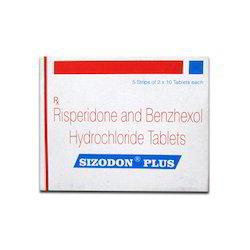 Risperidone and Trihexphenidul