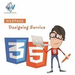 Web Page Designing Service