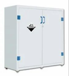 PP Acid and Corrosive Storage Cabinet