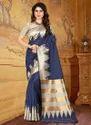Handloom Raw Silk New Fancy Sarees