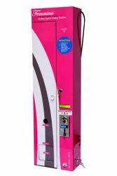 Data Retrieve Sanitary Napkin Vending Machine