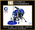 Ultra Max II 490 Graco Electric Airless Painting Machine