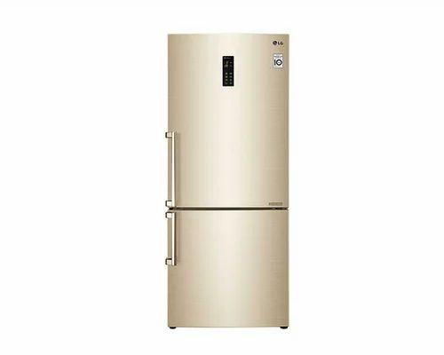 Superieur 499 Litres Double Door Bottom Freezer Refrigerator