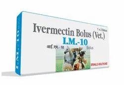 LM-10 Ivermectin Bolus Veterinary Medicines