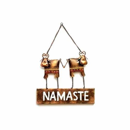 Namaste Wall Decor at Rs 650 /piece | Ratanada | Jodhpur | ID ...