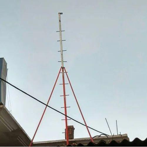 Pole Mast At Rs 1500 Meter Pole Masts Id 15340865448