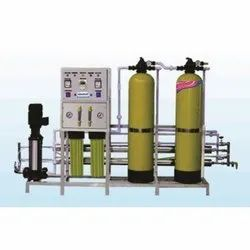 Reverse Osmosis FRP 750 LPH Commercial Water Plant, Purification Capacity: 750lph, Automation Grade: Automation or manual