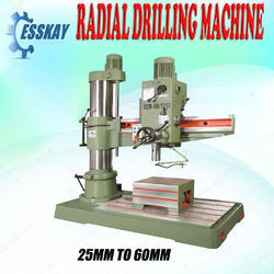 Automatic Heavy Duty Radial Drilling Machine