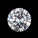 High Quality Round Cut Def Moissanite Diamond