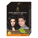 Henna and Herbs Mix Hair Dark Brown Color